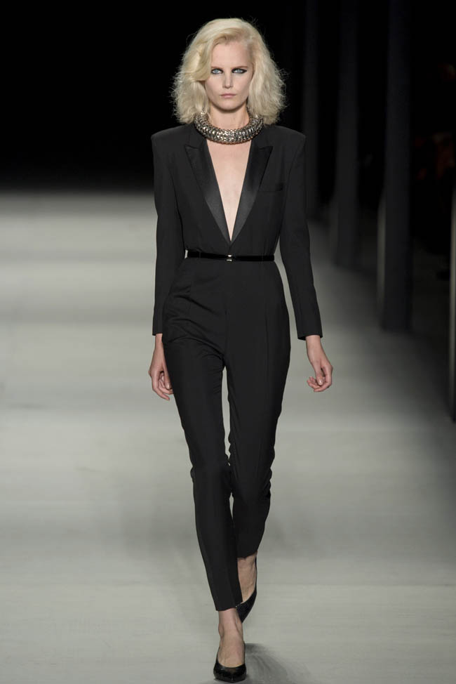 saint laurent spring 2014 39 20 Standout Looks from Milan & Paris Fashion Week Spring/Summer 2014
