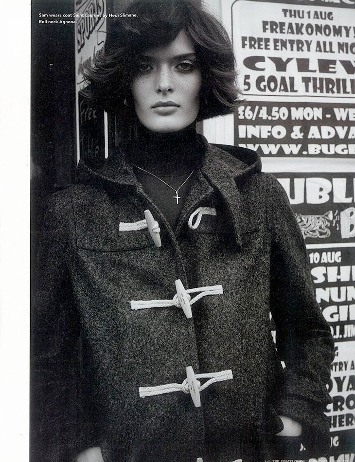 sam rollinson7 Sam Rollinson is 70s Chic for Richard Bush in i D Fall 2013