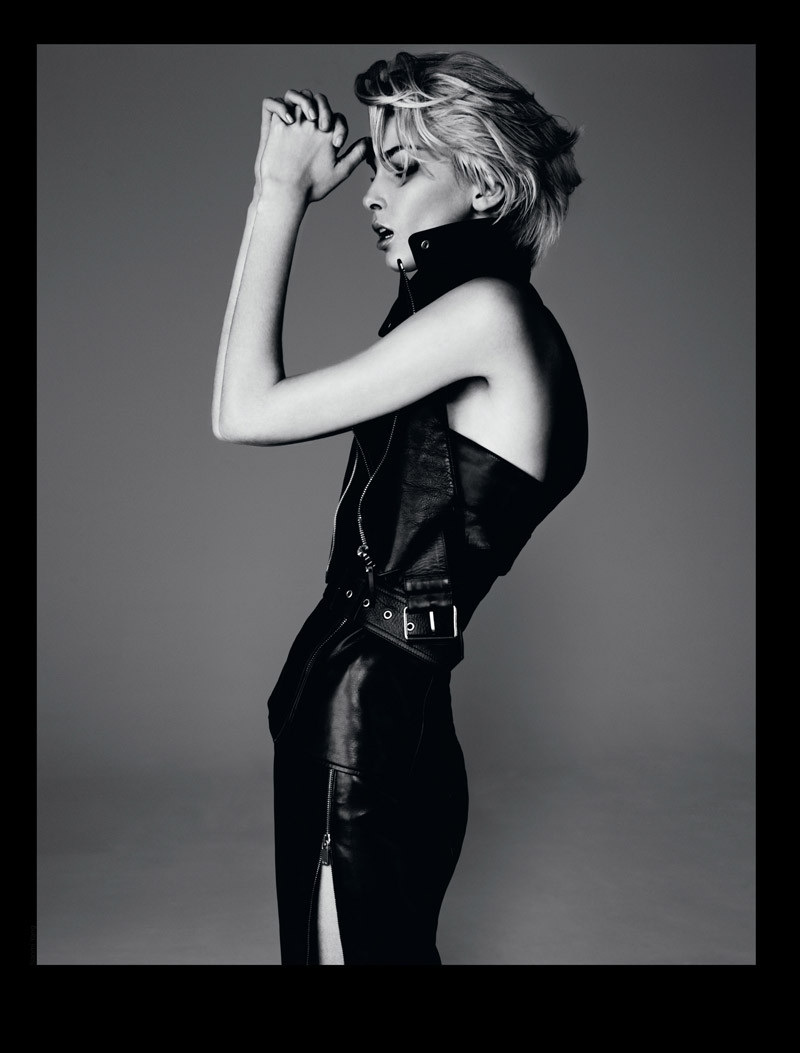 sky is the limit7 Kristina Salinovic is Cutting Edge for French Revue de Modes by Naomi Yang
