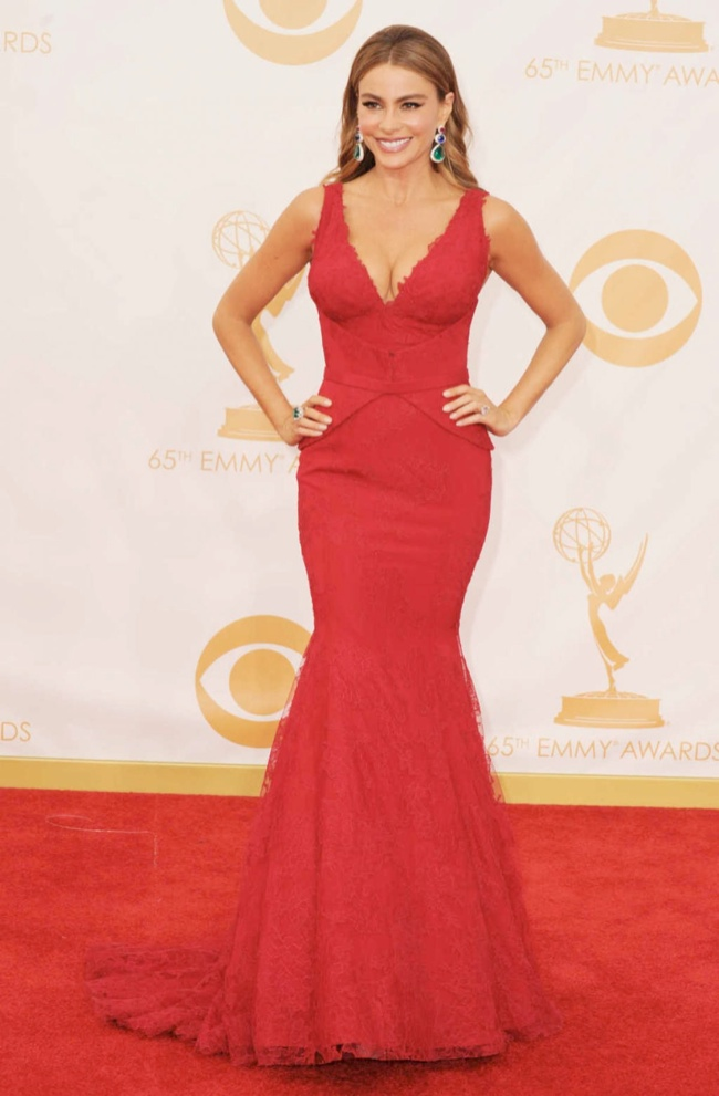sofia vera wang Kerry Washington in Marchesa, Claire Danes in Armani + More EMMY Award Style