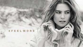 Behati Prinsloo Gets Cozy in Stefanel's Fall 2013 Ads