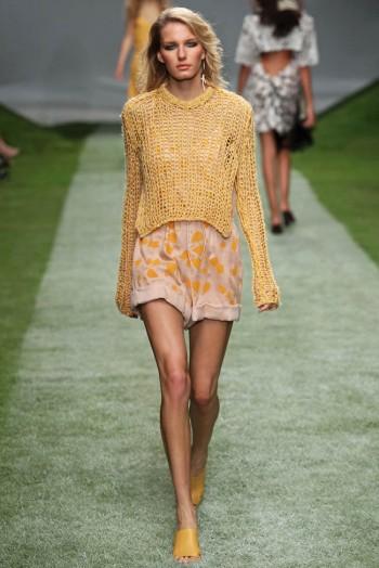 Topshop Unique Spring 2014 | London Fashion Week
