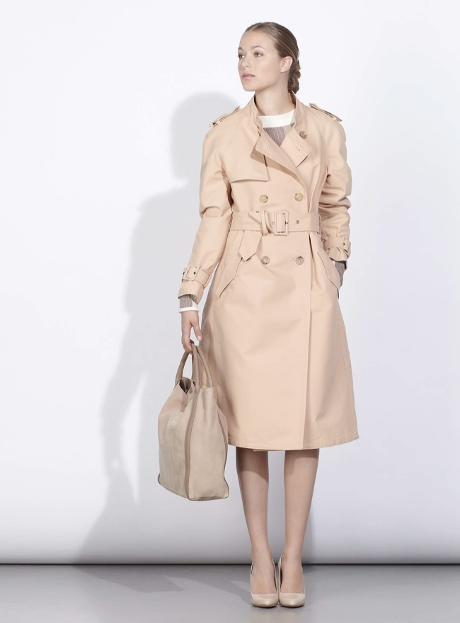 trench see chloe 6 Trench Coats for Fall