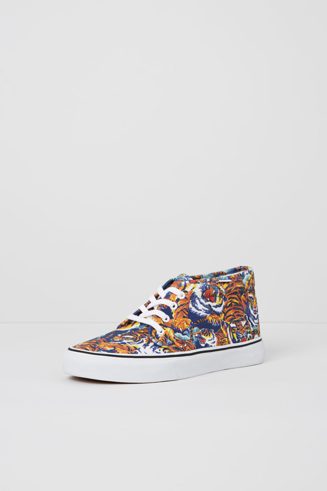 vans kenzo shoes2 Kenzo x Vans Fall/Winter 2013 Collaboration