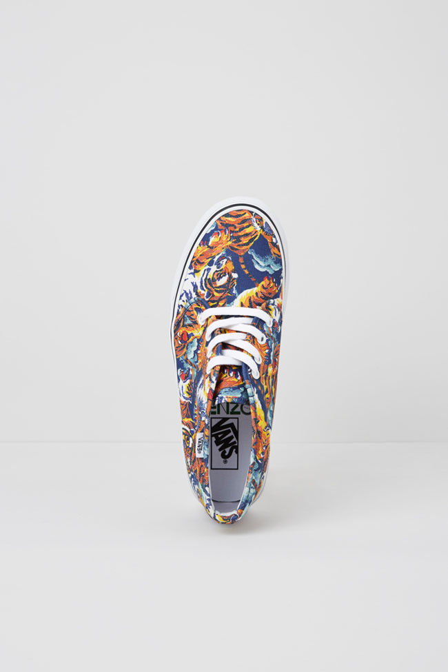 vans kenzo shoes3 Kenzo x Vans Fall/Winter 2013 Collaboration