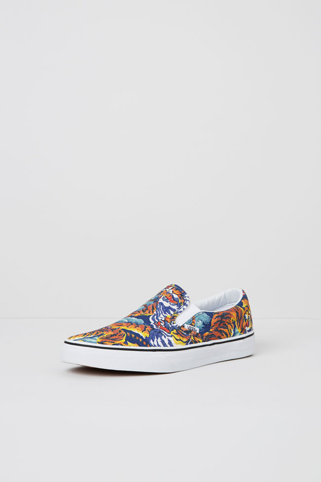 vans kenzo shoes4 Kenzo x Vans Fall/Winter 2013 Collaboration