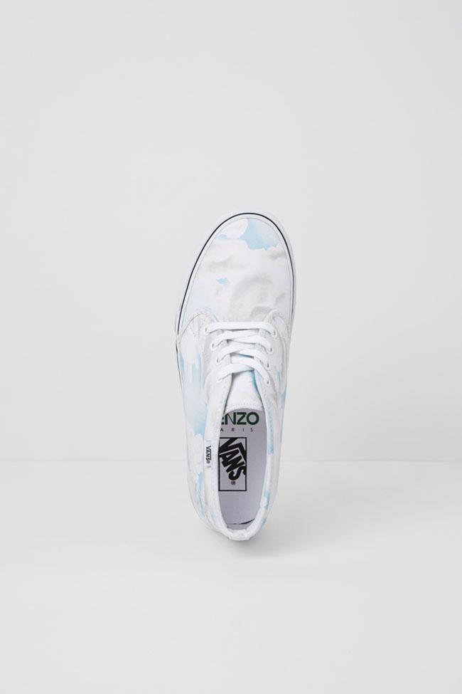 vans kenzo shoes5 Kenzo x Vans Fall/Winter 2013 Collaboration