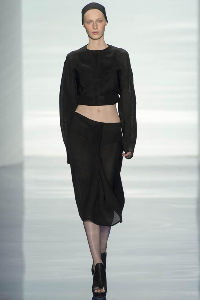 Vera Wang Spring 2014   New York Fashion Week