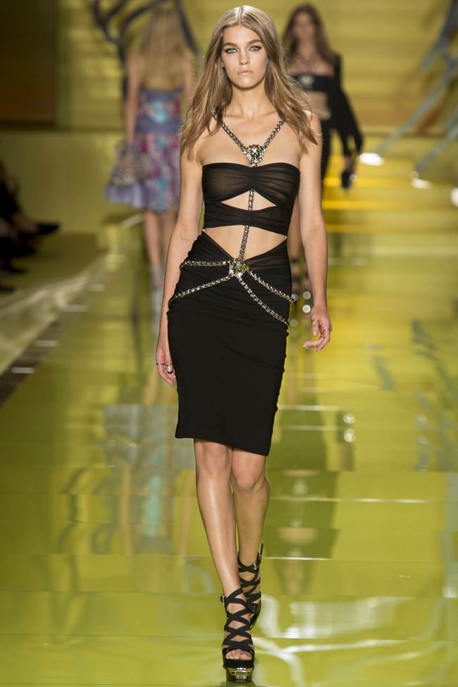 versace spring 2014 22 5 Amazing Milan Fashion Week Spring/Summer 2014 Trends