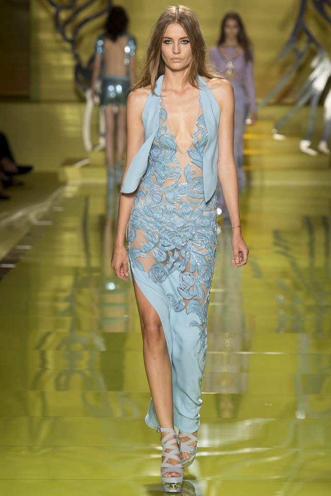 versace spring 2014 43 20 Standout Looks from Milan & Paris Fashion Week Spring/Summer 2014