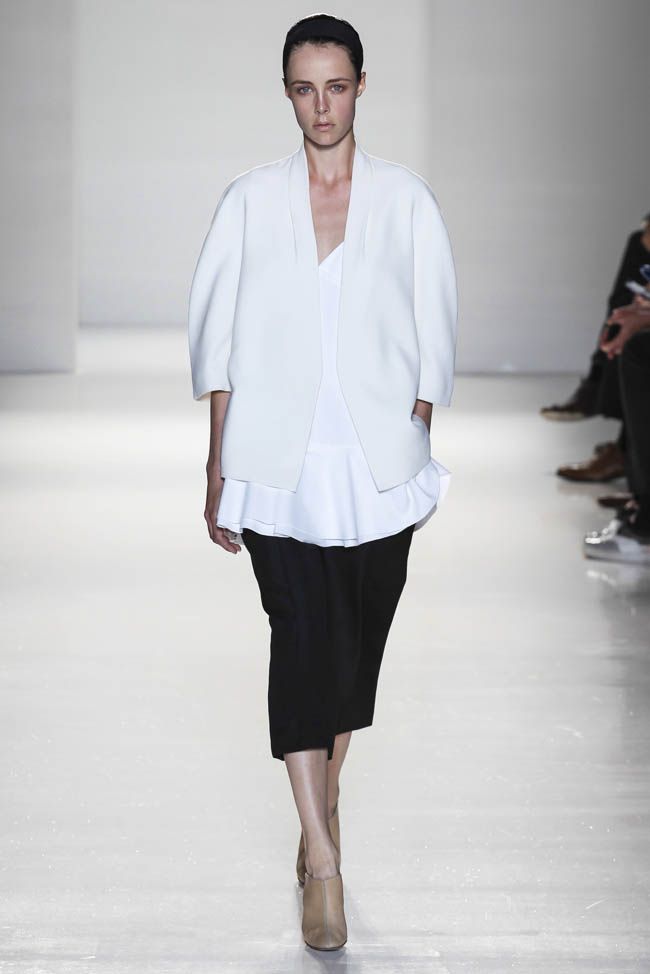 victoria beckham spring 2014 1 Victoria Beckham Spring 2014 | New York Fashion Week