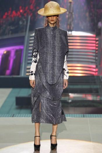 Paris Fashion Week Spring/Summer 2014 Day 5 Recap   Jean Paul Gaultier, Viktor & Rolf, Haider Ackermann + More