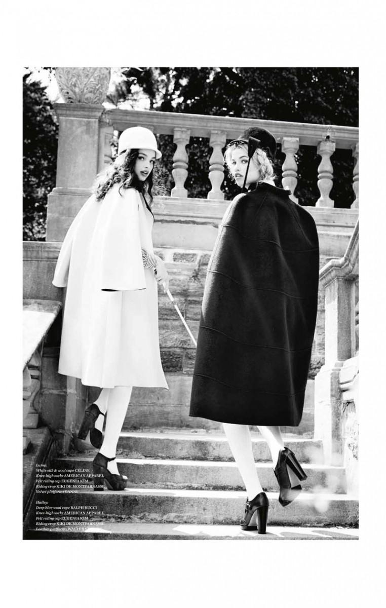 Ellen von Unwerth Takes Us Back to School for Vs. Magazine Shoot