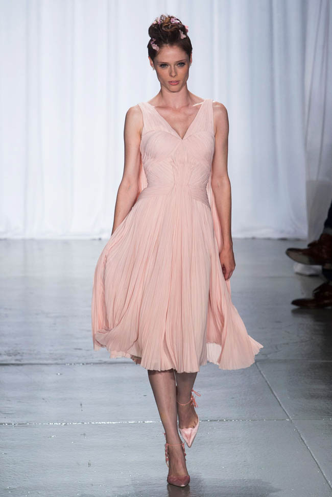 zac posen spring 2014 1 Zac Posen Spring 2014 | New York Fashion Week