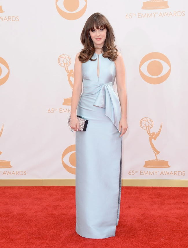 zooey j mendel Kerry Washington in Marchesa, Claire Danes in Armani + More EMMY Award Style
