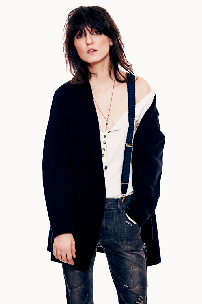 FP Channeling The icons 5 Free People Channels Retro Style for New Lookbook