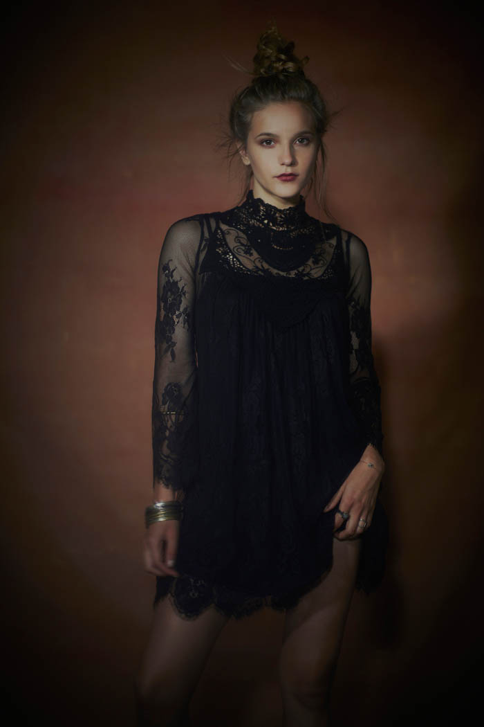 Free People Limited Edition Holiday Dress Capsule 3 Alyssa Miller, Sheila Marquez + Dorothea Barth Jorgensen for Free Peoples Holiday Limited Edition Collection