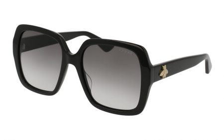 Gucci Square Bee Sunglasses $385