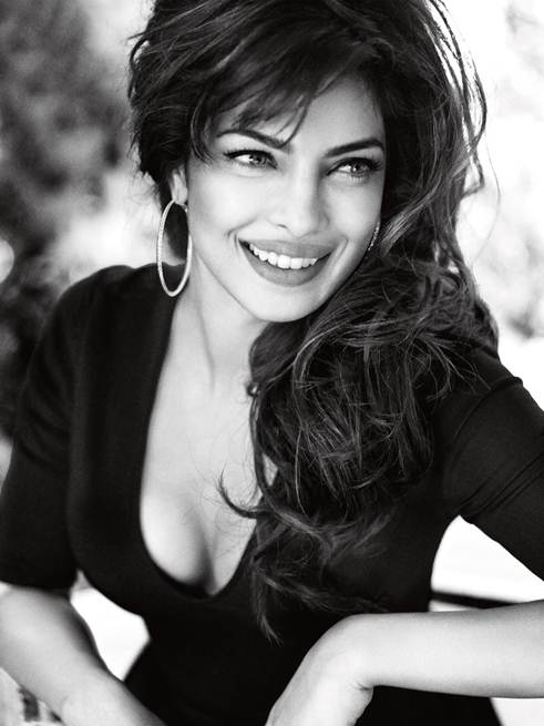 Priyanka Chopra Guess4 Bollywood Star Priyanka Chopra Named Face of Guess Holiday 2013 Campaign