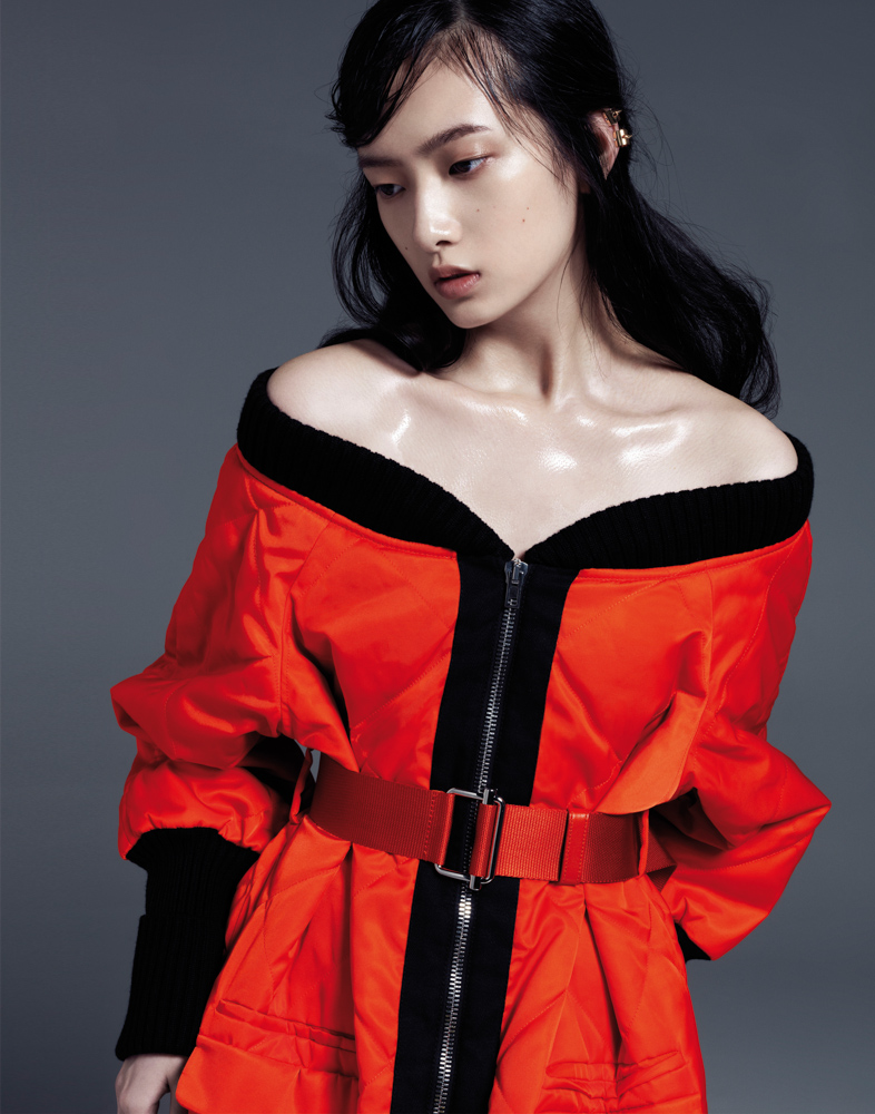 StocktonJohnson Elle 25Anniversary 9 Shu Pei, Miao Bin Si + More Pose for Stockton Johnson in Elle China 25th Anniversary Issue