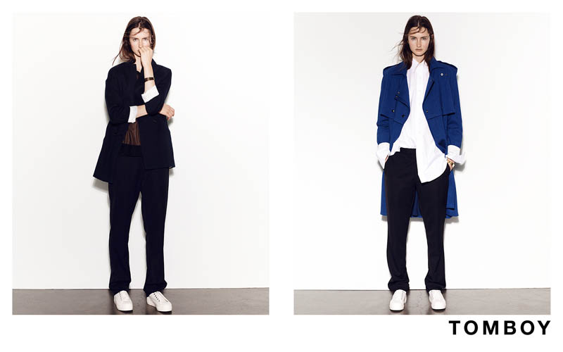 TOMBOY 2013FW 5 Mackenzie Drazan is the New Face of Tomboys Fall 2013 Campaign