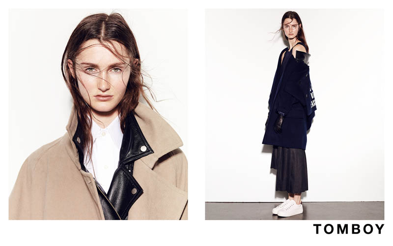 TOMBOY 2013FW 6 Mackenzie Drazan is the New Face of Tomboys Fall 2013 Campaign
