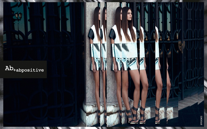 Abpositive Hits the Streets for Fall 2013 Ads by Giuseppe Vitariello