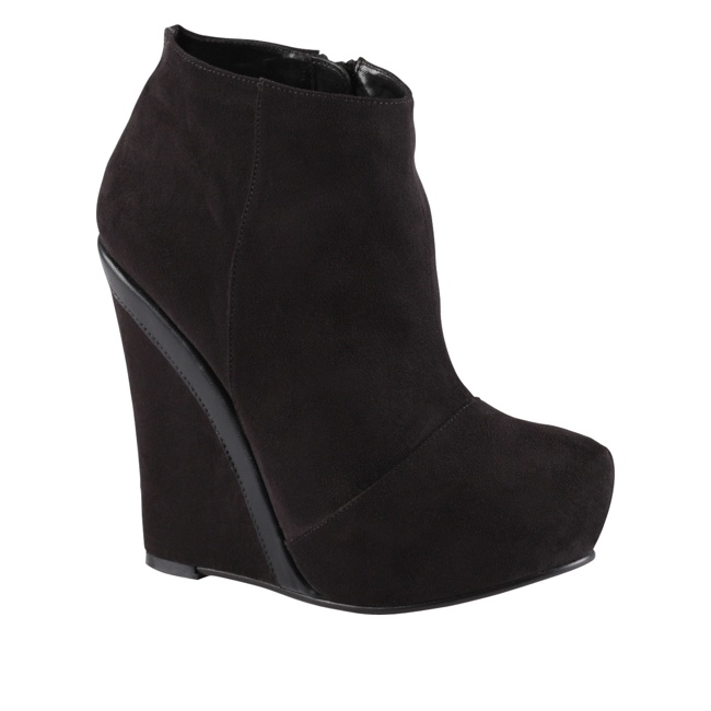aldo wedge boot The Ankle Boot | Fall Essentials