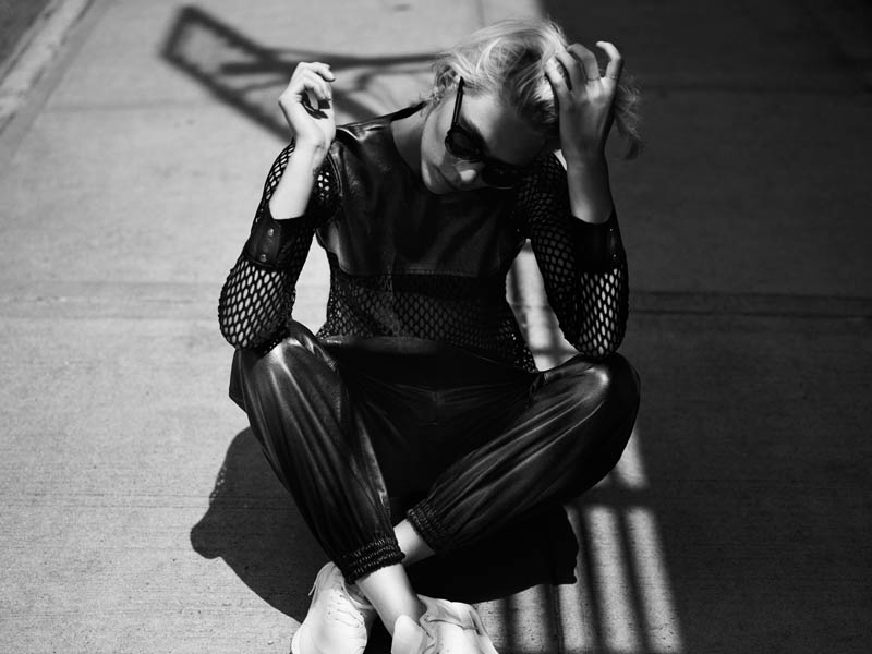 aline weber rma1 Aline Weber Poses in Brooklyn for Annemarieke van Drimmelen in Rika Magazine