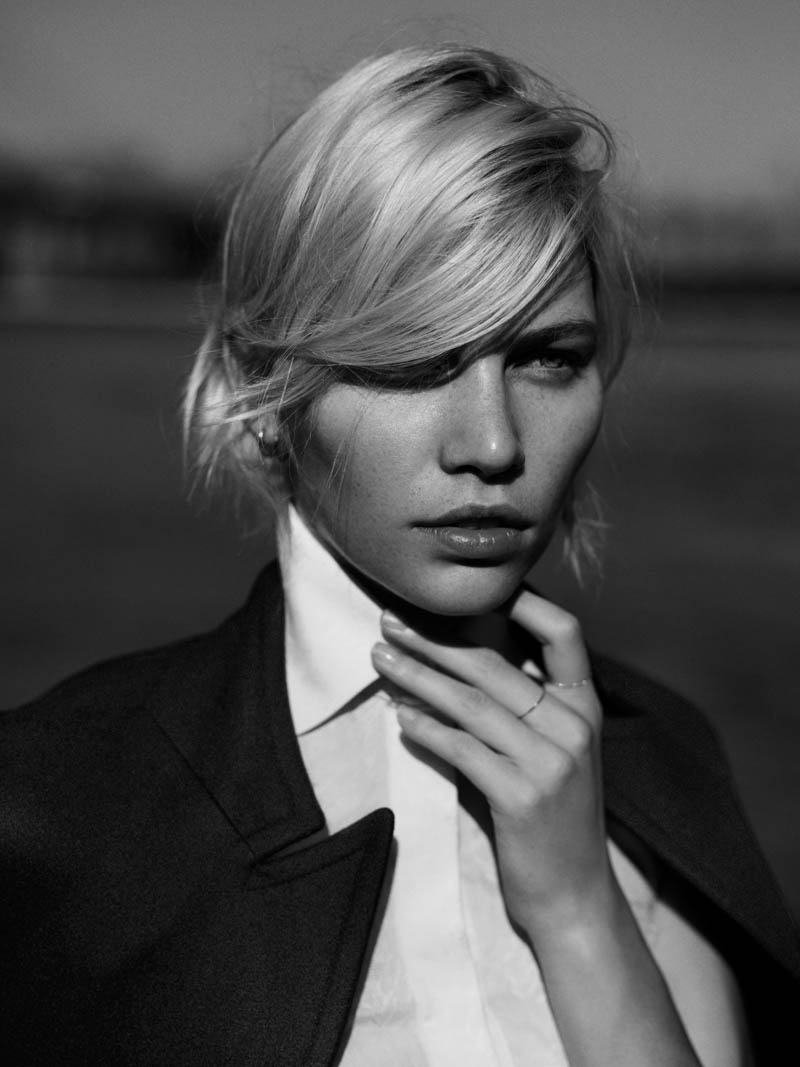 aline weber rma12 Aline Weber Poses in Brooklyn for Annemarieke van Drimmelen in Rika Magazine