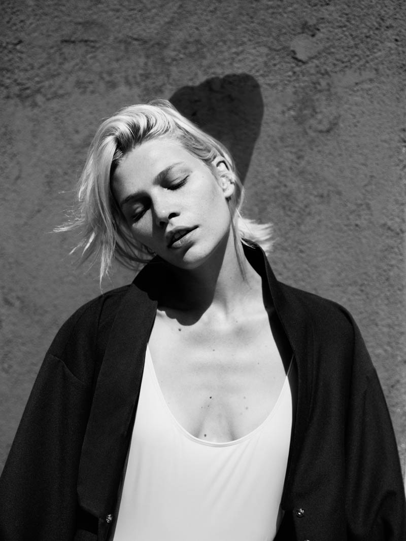 aline weber rma14 Aline Weber Poses in Brooklyn for Annemarieke van Drimmelen in Rika Magazine