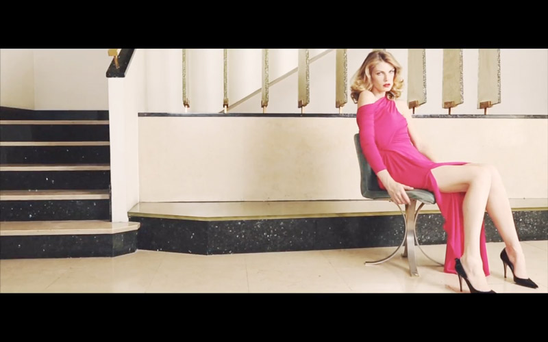 angela paule ka video screen Watch Paule Kas Fall/Winter 2013 Video with Angela Lindvall