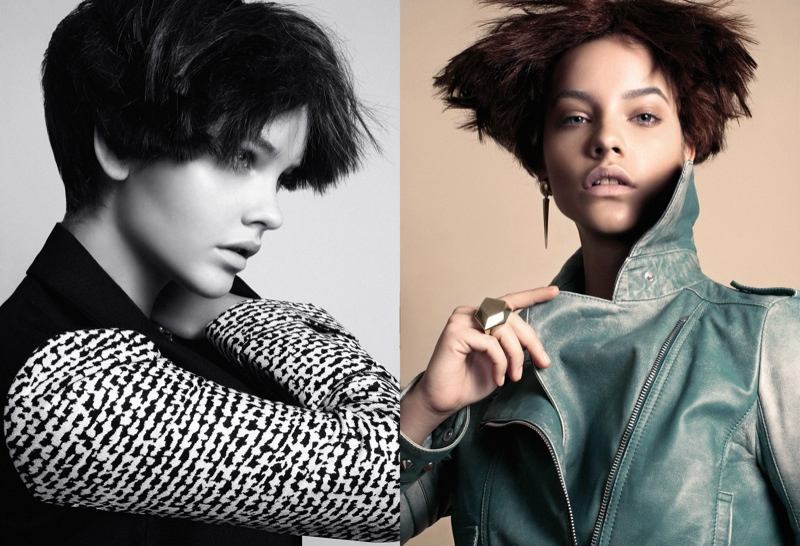 Barbara Palvin Poses for Vince Barati in New Shoot