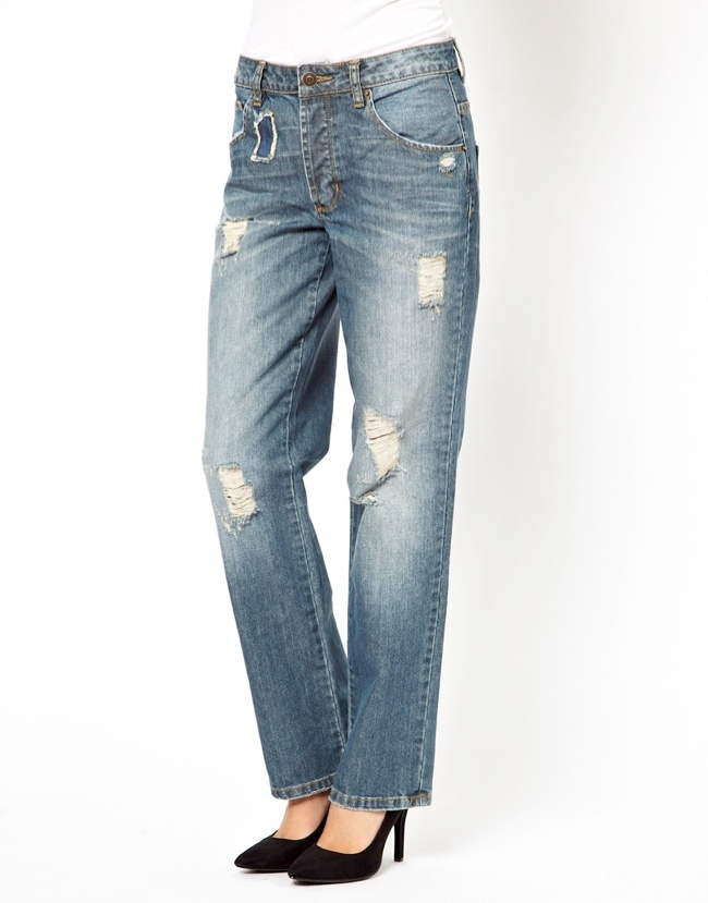 boyfriend jeans 7 Tomboy Styles for the Fall Season