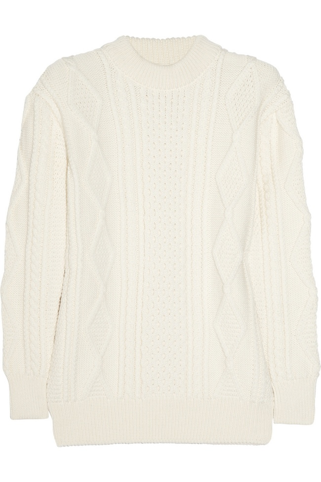 cable knit sweater Sweater Weather | 7 Sweaters for the Fall/Winter Season