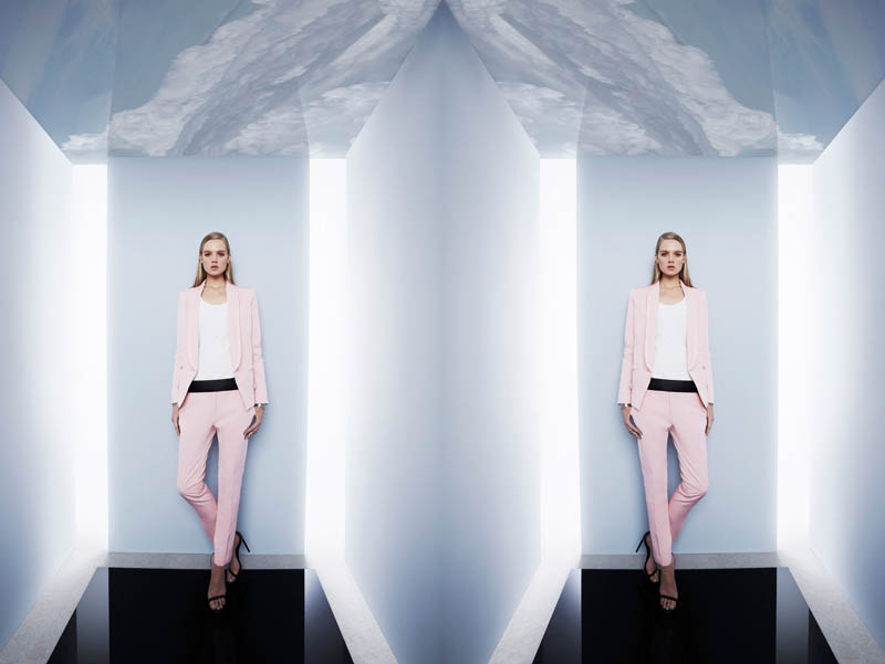 camilla marc resort 2014 4 Holly Rose Fronts Camilla and Marc Resort 2014 Campaign