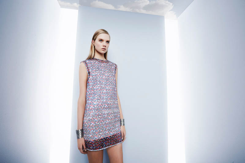 camilla marc resort 2014 5 Holly Rose Fronts Camilla and Marc Resort 2014 Campaign