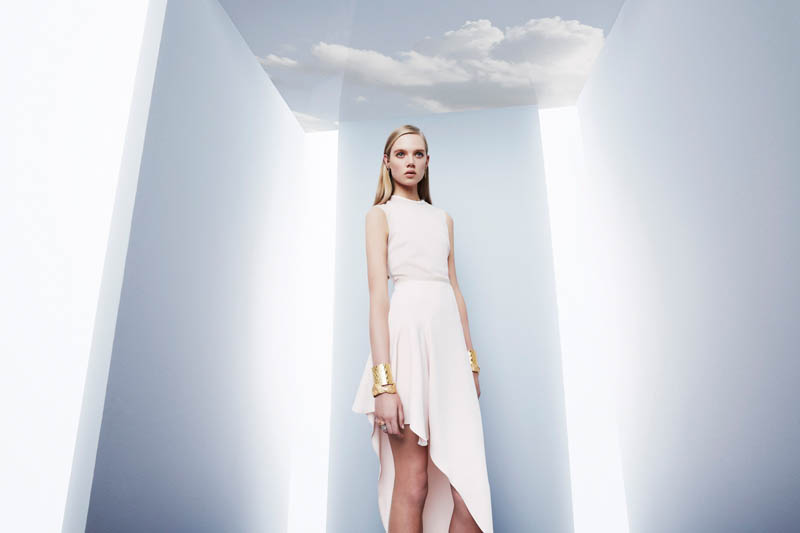 camilla marc resort 2014 7 Holly Rose Fronts Camilla and Marc Resort 2014 Campaign