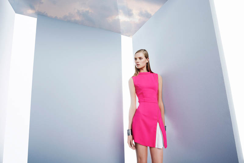 camilla marc resort 2014 8 Holly Rose Fronts Camilla and Marc Resort 2014 Campaign