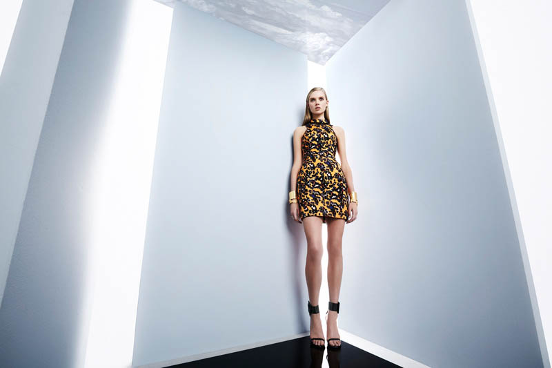 Holly Rose Fronts Camilla and Marc Resort 2014 Campaign