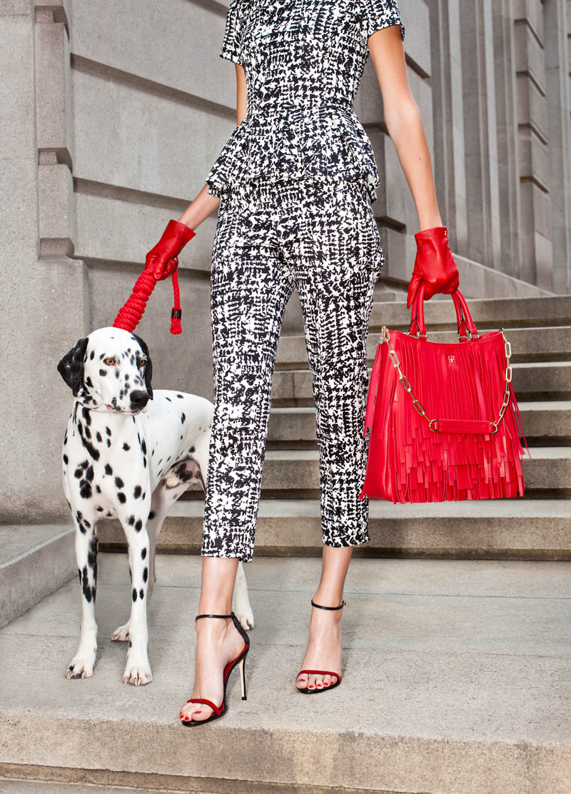 carolina herrera gaspar collection1 Carolina Herreras New Handbag Collection Goes to the Dogs