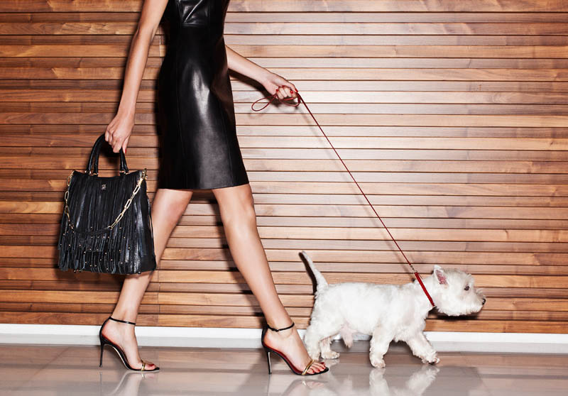 carolina herrera gaspar collection4 Carolina Herreras New Handbag Collection Goes to the Dogs