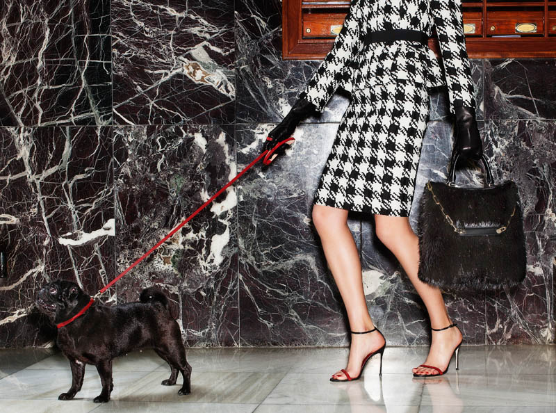 carolina herrera gaspar collection5 Carolina Herreras New Handbag Collection Goes to the Dogs