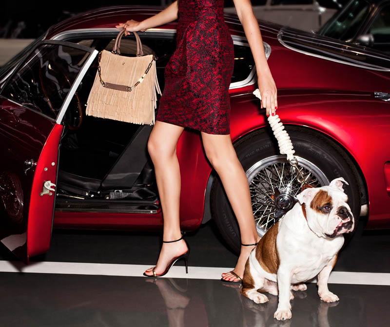 carolina herrera gaspar collection6 Carolina Herreras New Handbag Collection Goes to the Dogs