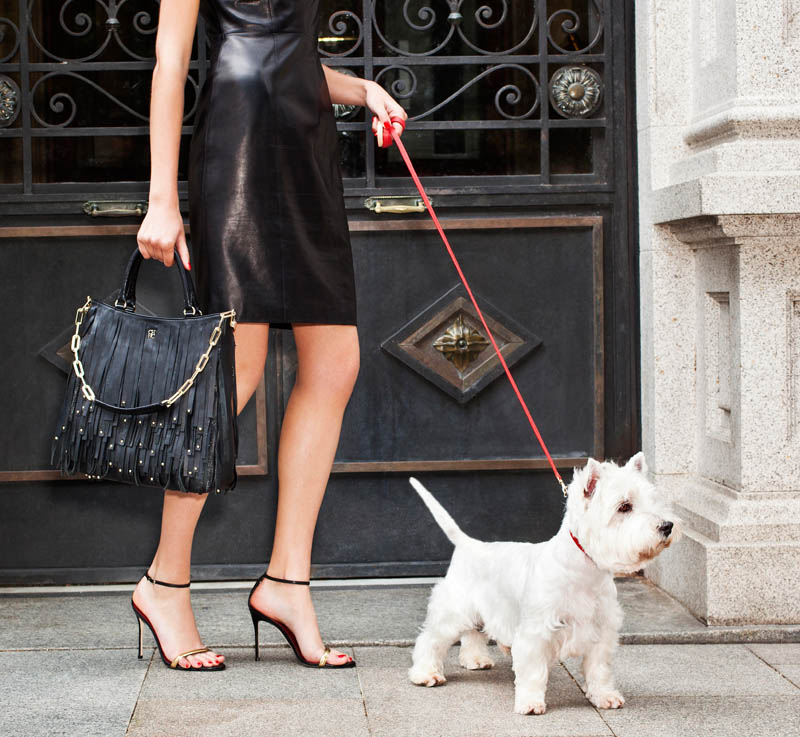 carolina herrera gaspar collection7 Carolina Herreras New Handbag Collection Goes to the Dogs
