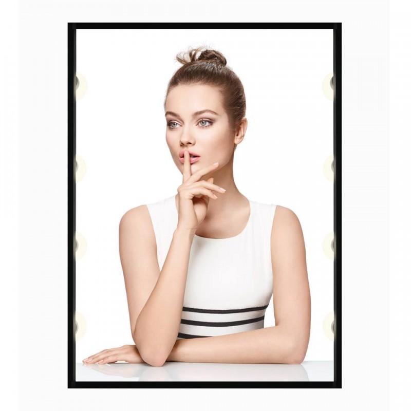 Jac Jagaciak Gets Expressive for New Chanel Beauty Ads