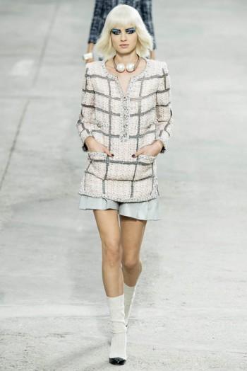 Chanel Spring/Summer 2014   Paris Fashion Week