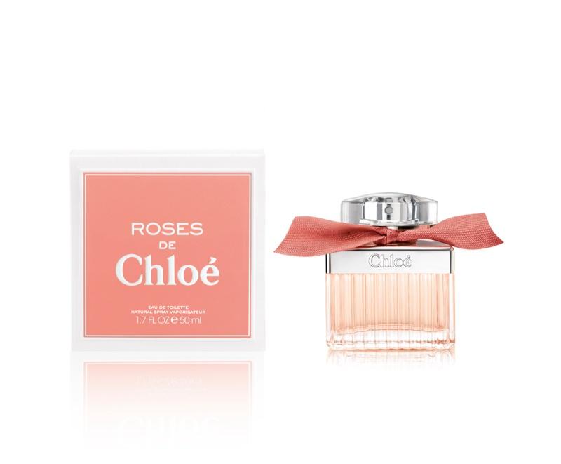 chloe roses fragrance3 Chloé de Roses Fragrance Campaign Starring Caroline Brasch Nielsen, Tilda Lindstam + Esther Heech