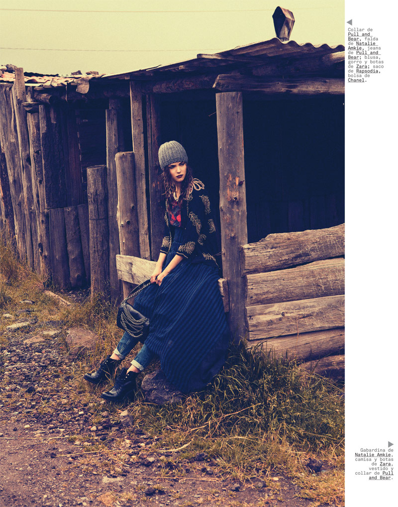 chris hunt2 Jess & Ollie Are Nature Girls for Nylon Mexico Shoot by Chris Hunt