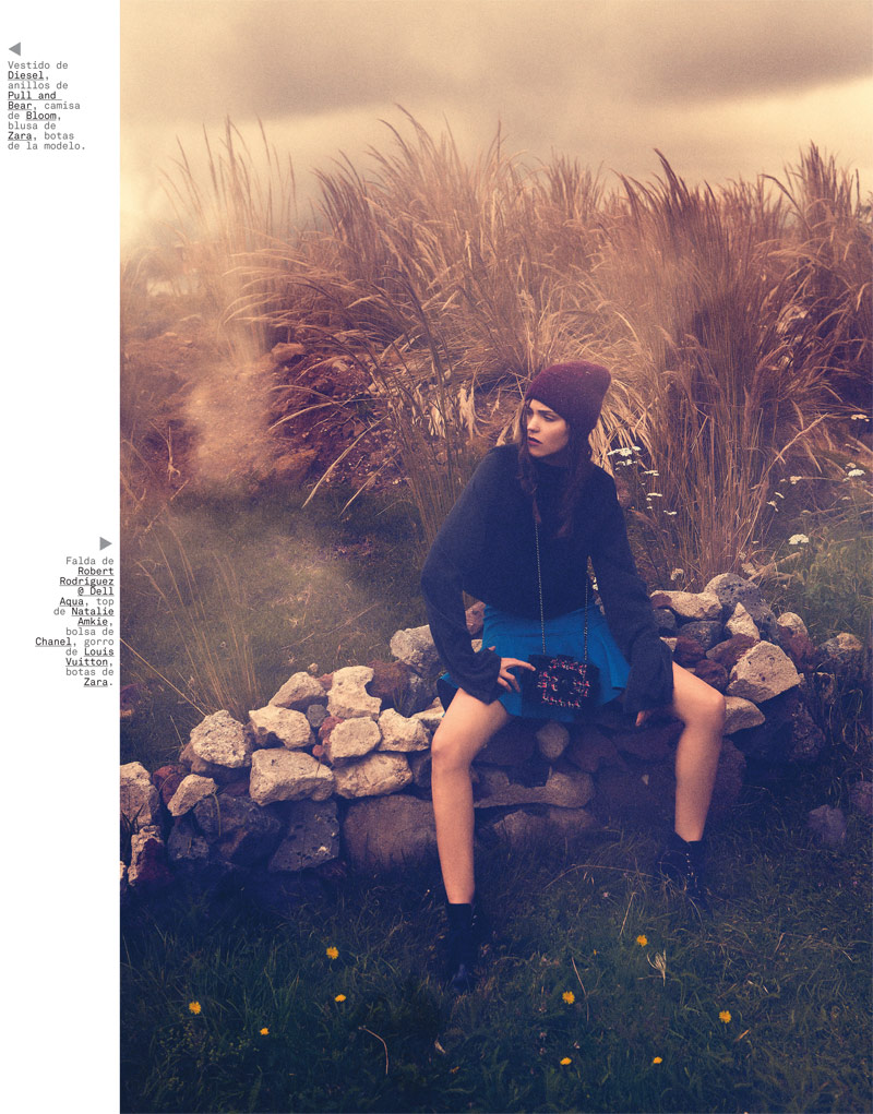 chris hunt5 Jess & Ollie Are Nature Girls for Nylon Mexico Shoot by Chris Hunt